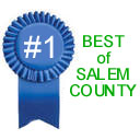 VOTED BEST OF SALEM COUNTY 2005 - 2015